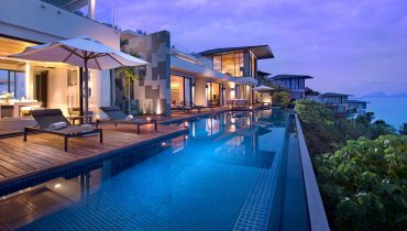 best hotels samui